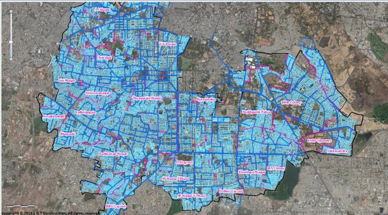 Intelligent Water Supply Network Monitoring and Control for
